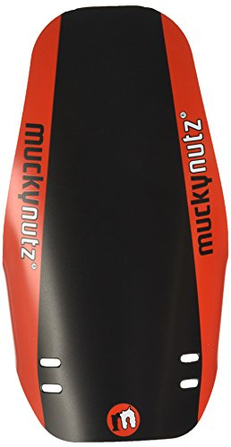 Mucky Nutz Face Fender, Black/Red, - Sale Fat Mens Face