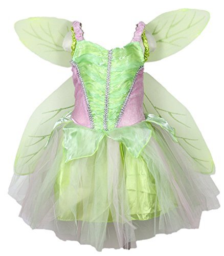 Petitebella Fairy Costume Dress 1 10y