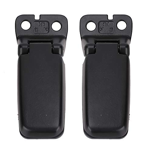 KanSmart 1 Pair Rear Tailgate Window Hinges Tailgate Window Hinge Left & Right for 2004-2010 Infinity QX56, 2005-2015 Nissan Armada Replace OE# 90320-7S000 90321-7S000