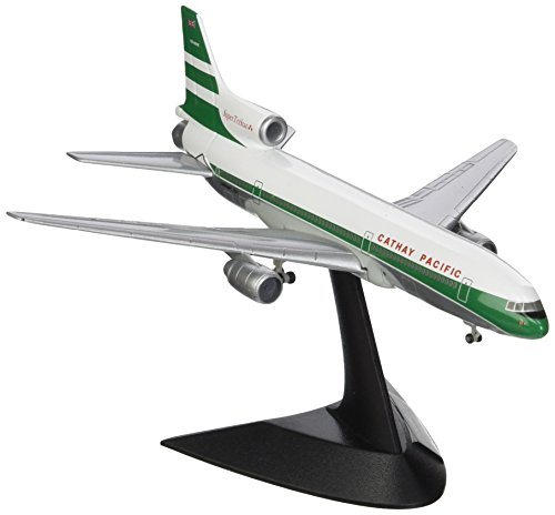 Daron Herpa Cathay Pacific L1011-385 60th Anniversary Diecast Aircraft, 1:500 Scale