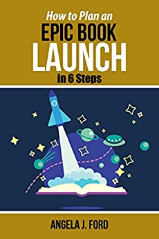 Plan Epic Book Launch Steps ebook