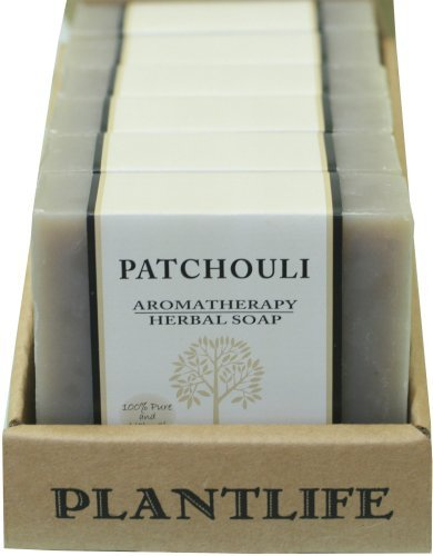 Value-6-Pack-Patchouli-100-Pure-Natural-Aromatherapy-Herbal-Soap-4-oz-each