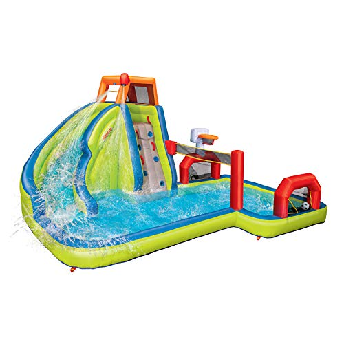 BANZAI Aqua Sports Water Park, Multicolor