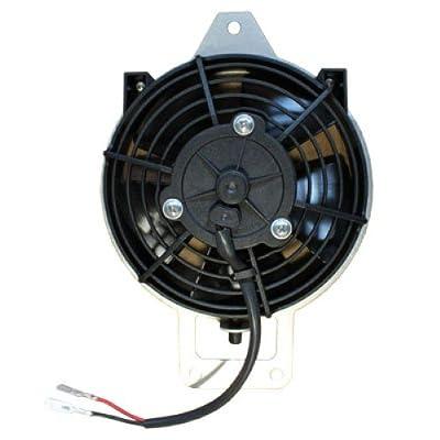 Universal Parts Z6000 Cooling Fan for John Deere Gas Gator 6x4: Automotive