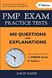 PMP Exam Practice Tests - 600 Questions with