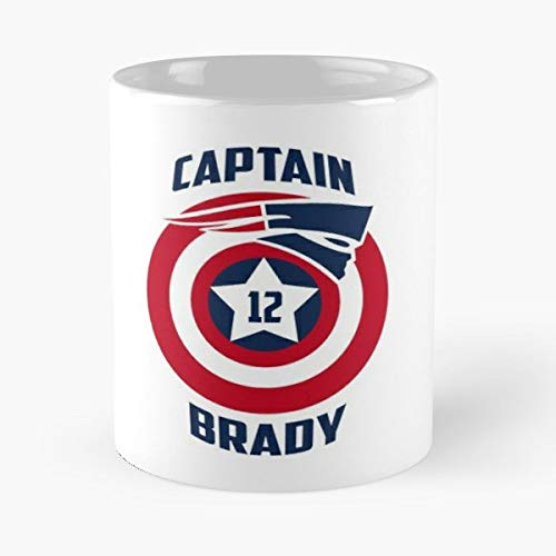 (Tom Brady Unisex Men Women - 11 Oz Coffee Mugs Unique Ceramic Novelty Cup, The Best Gift For Holidays.)