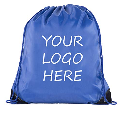 Custom Drawstring Backpack (Mato & Hash Custom Logo Drawstring Backpacks, Personalized bags for Promotional Events &)