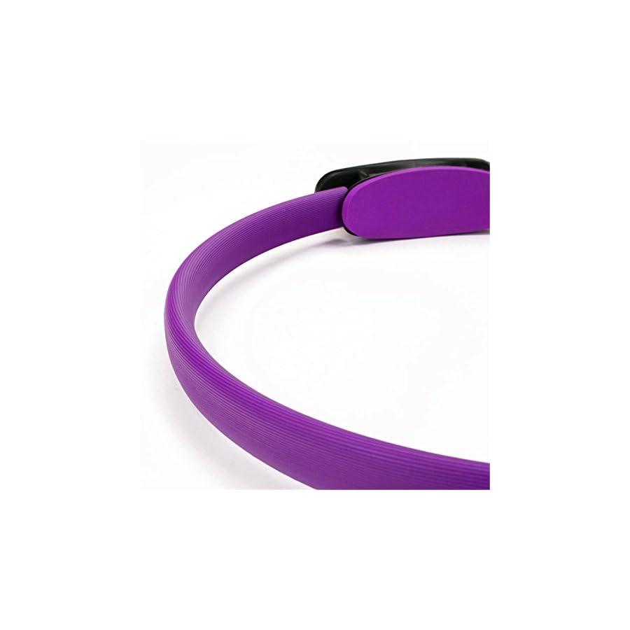 JOEREX I.CARE Pilates Ring Power Resistance Full Body Toning Fitness Circle