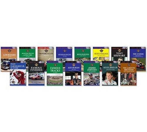 Download Race Car Legends Edition Set (Race Car Legends: Collector's Edition) pdf