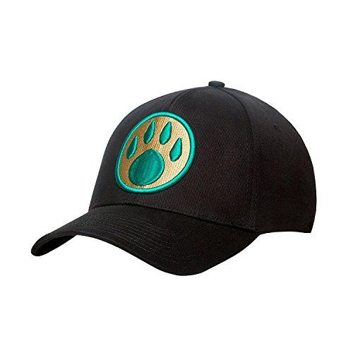 JINX World of Warcraft: Mists Pandaria Monk Paw Baseball Hat (Small / Medium) (Hat World Of Warcraft)