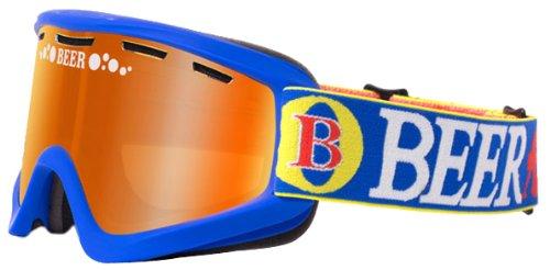 Beer Optics Ski Goggles (Cold Frosty) by Beer Optics