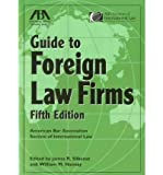 img - for ABA Guide to Foreign Law Firms (Paperback) - Common book / textbook / text book