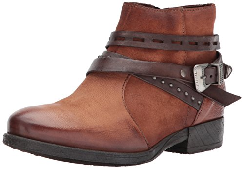 Women's Boot Miz Dublin Mooz Nutmeg Medium Ankle fzRx1qF