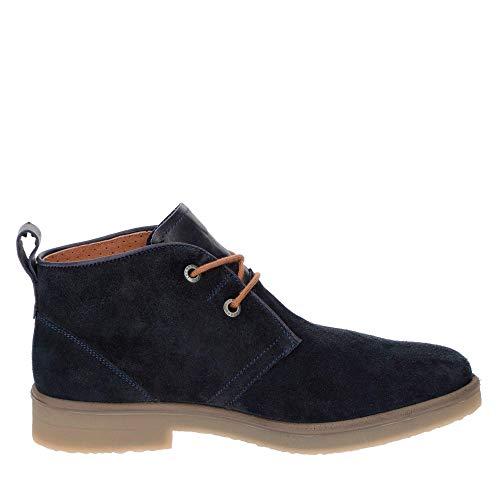 Chaussures Ville Lacets Femme Pour Superfit Bleu À De T8nFTvd
