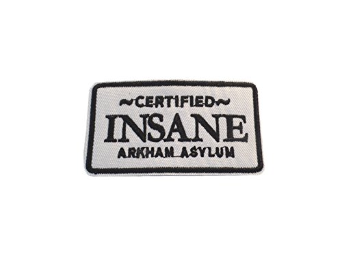 DC Comics Certified Insane Arkham Asylum (Batman & Joker) 3.25