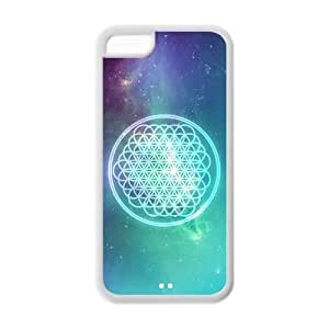 linJUN FENGDanny Store Hard Rubber Protection Cover Case for iphone 6 4.7 inch - Bring Me The Horizon