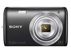 Sony DSC-W670/B 16.1MP Cybershot Digital Camera with 2.7-Inch LCD Screen (Black)
