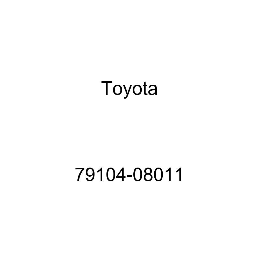 TOYOTA Genuine 79104-08011 Seat Back Frame