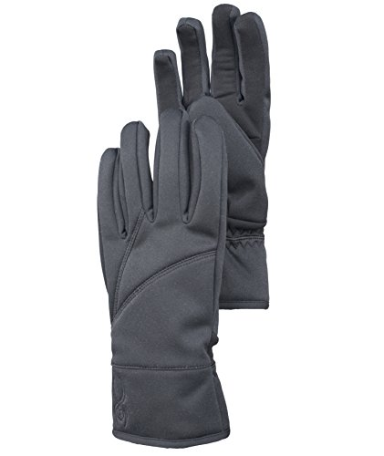 Spyder Facer Conduct Women's Ski Gloves Black black Size:Small