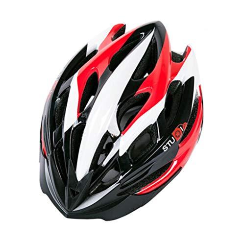 Road Bike Cycling Helmet Mountain Biking Breathable Helmet Unisex Bicycle Helmet Liner Removable Adjustable Bike Helmet