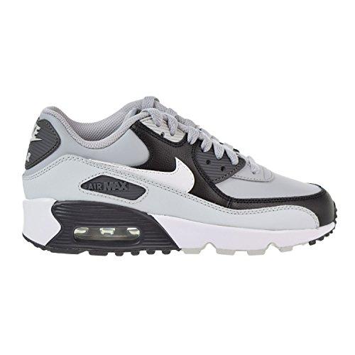 various colors 1f340 dbb4b Nike Grands Enfants Air Max 90 Chaussures De Course En Cuir, Léger,  Confortable Et