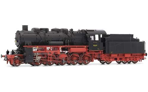 RIVAROSSI HR2720 DRG BR58 Steam Locomotive II