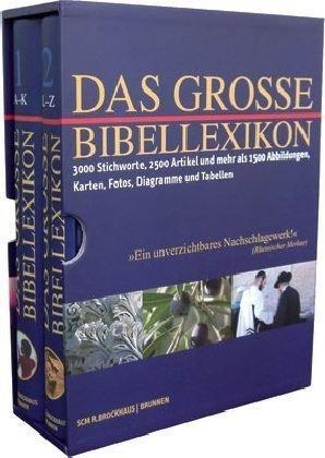 Das große Bibellexikon von Karl-Heinz Vanheiden