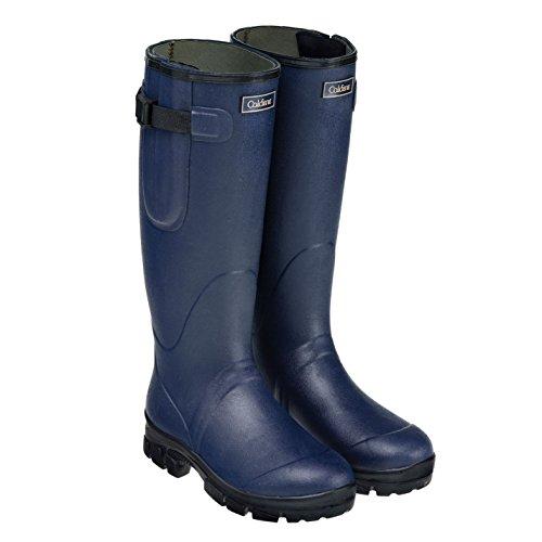 Caldene Westfield Bottes en caoutchouc Unisexe Bleu Marine Bottes en caoutchouc Gumboots