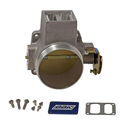 - BBK Performance Parts 1791 Power-Plus Series Performance Throttle Body Size 80 mm. Cable Drive Hemi Swap Conversion Incl. Gaskets And Required Hardware Power-Plus Series Performance Throttle Body