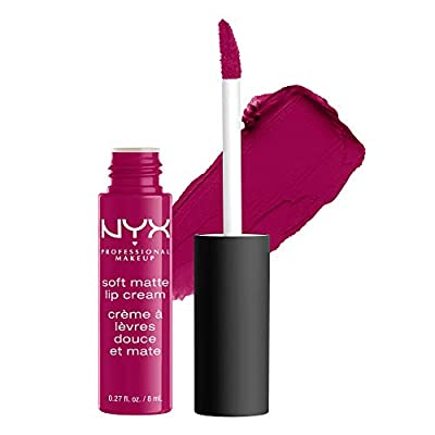NYX PROFESSIONAL MAKEUP Lipstick Soft Matte Lip Cream