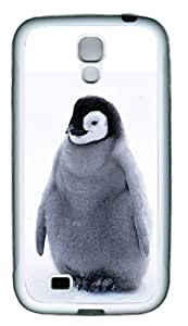 Samsung Galaxy S4 I9500 Cases & Covers - Little Penguin Custom TPU Soft Case Cover Protector for Samsung Galaxy S4 I9500 - White
