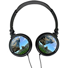 Drew And Thuban In Scalebound Custom Ear Lightweight Foldable Noise Reduction Stereo Portable Music Gaming Headset