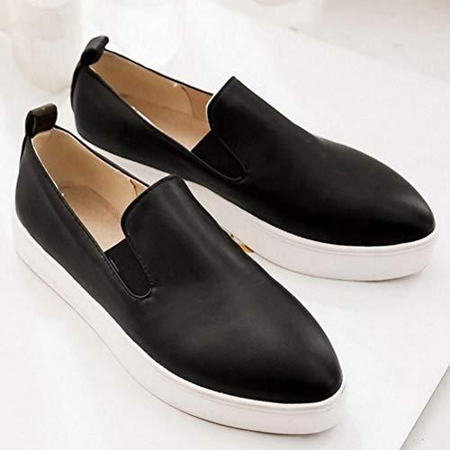 Women Melady Flat Fashion 3 Sneaker black RHO7wPq