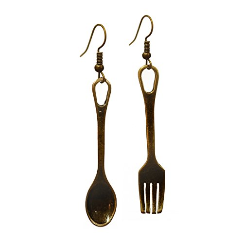 (Stay Calm Sterling Bronze Decorative Utensils of