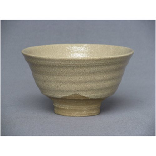 Matcha bowl Seto Karatsu tea bowl [14.5xh8cm] tertiary fifty-three installment 1 call / Ki-bakoIri restaurant Japanese instrument business for eateries by Crockery Honpo