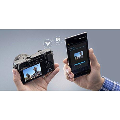 Sony a6000 Mirrorless Zoom Kit