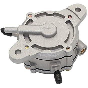 Amazon com: GOOFIT Outlet Vacuum Fuel Pump Assembly for GY6 50cc