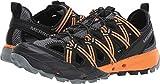 Merrell Men's Choprock Water Shoes Black Flame Orange, 7 (41 EU)
