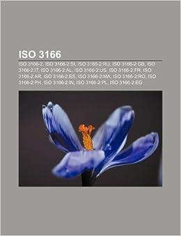 Amazon.co.jp: ISO 3166: ISO 3166-2, ISO 3166-2: Si, ISO 3166-2 ...