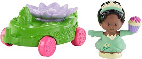 (Fisher-Price Little People Disney Princess Parade Tiana & Prince Naveen's Float)