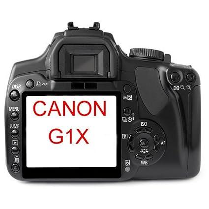 Estable y lámina protectora de pantalla de/LCD para Canon G1X ...
