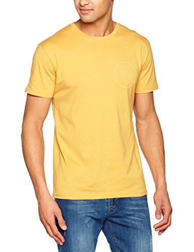 Linoeuro Oro nbsp;maglietta nbsp;– Gold Basic Dirt Volcom ETazqOx