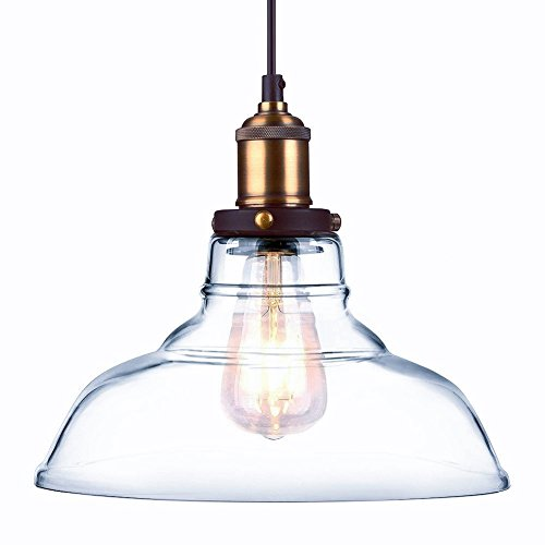 Glass Pendant Light With Chain in Florida - 8