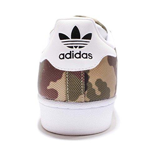 Adidas Originals Superstar Shell Toe Pack Camo Trainers Mens