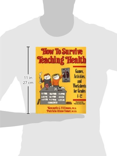 Amazon.com: How to Survive Teaching Health: Games, Activities, and ...