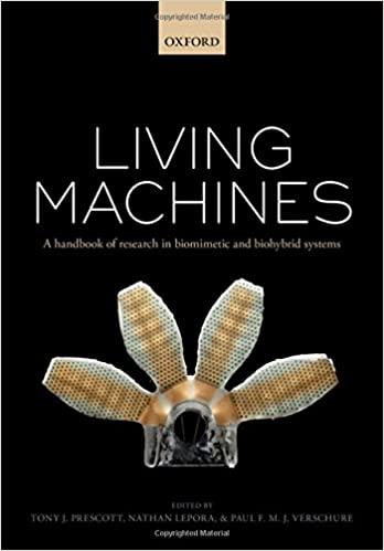 A handbook of research in biomimetics and biohybrid systems Living machines