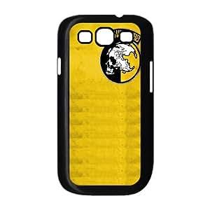 Militaires Sans Frontieres Logo 33 333 funda Samsung Galaxy S3 9300 Negro de la cubierta del teléfono celular de la cubierta del caso funda EOKXLKNBC25695