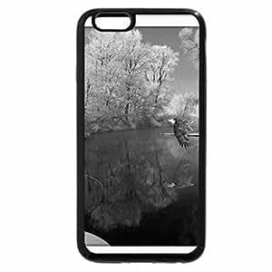 iPhone 6S Case, iPhone 6 Case (Black & White) - llibbypost