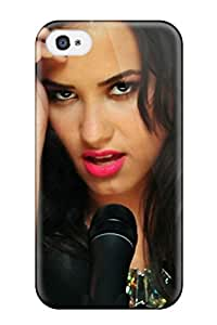 MacMillanWallacee NFS-1228EoFUkSty Case Cover Skin For Iphone 4/4s (demi Lovato Hot)
