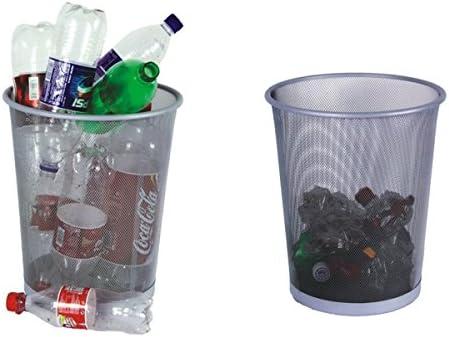 ECOPRESS Prensa de Botella 434001-02.000.00, de Pet, Metal, Gris ...